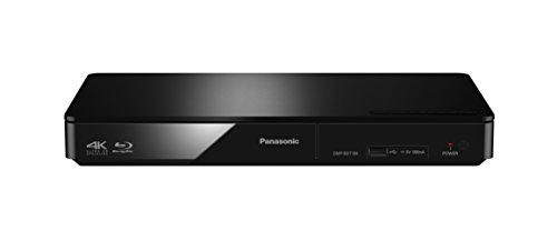 Panasonic DMP-BDT184EG 3D Blu-ray Player (4K...
