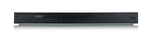LG UBK90 Ultra HD 4K Blu-ray-Player (mit HDR,...