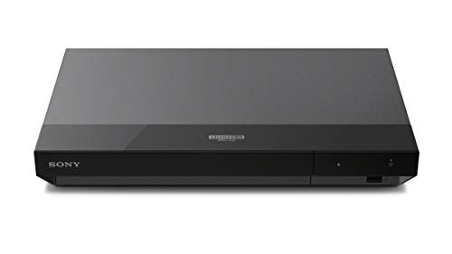 Sony UBP-X500 4K Ultra HD Blu-ray Disc Player...