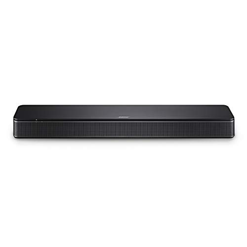 Bose TV Speaker – kompakte Soundbar mit...