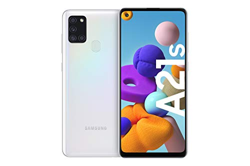 Samsung Galaxy A21s Android Smartphone ohne...