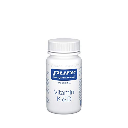 Pure Encapsulations - Vitamin K & D -...