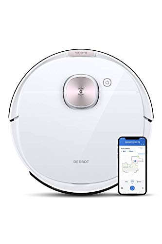 ECOVACS DEEBOT OZMO T8 Saugroboter mit...