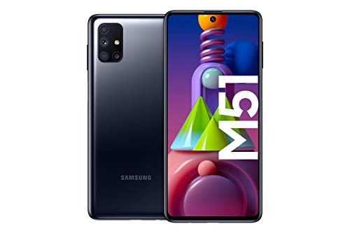 Samsung Galaxy M51 Android Smartphone ohne...