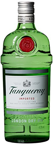Tanqueray London Dry Gin (1 x 1 l)