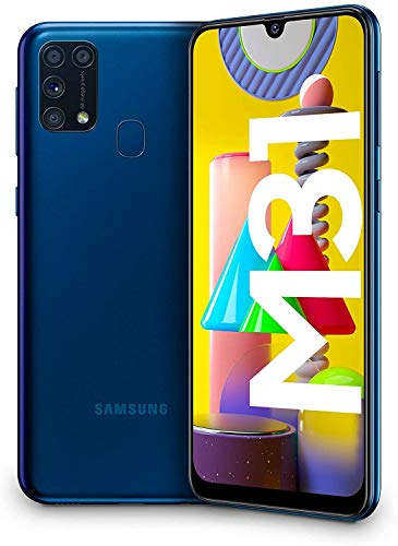 Samsung Galaxy M31 Android Smartphone ohne...