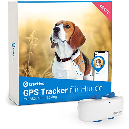 Tractive GPS Dog Tracker (2021) for Dog...