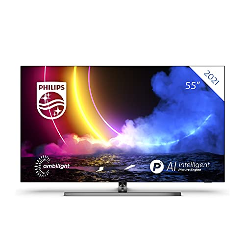 Philips 55OLED856 55 Zoll 4K UHD OLED Android...