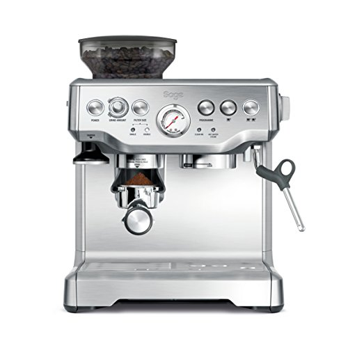 Sage Appliances SES875 the Barista Express,...
