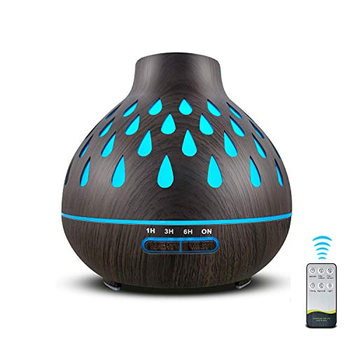 500ml Aroma Diffuser,Ultraschallbefeuchter,...