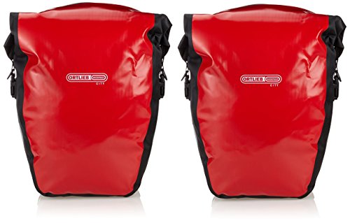 Ortlieb Back-Roller City, Red-Black 40L,...