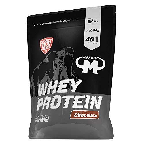 Mammut Nutrition Whey Protein Chocolate, 1000...