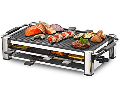 ROMMELSBACHER RCC 1500 Raclette-Grill (extra...
