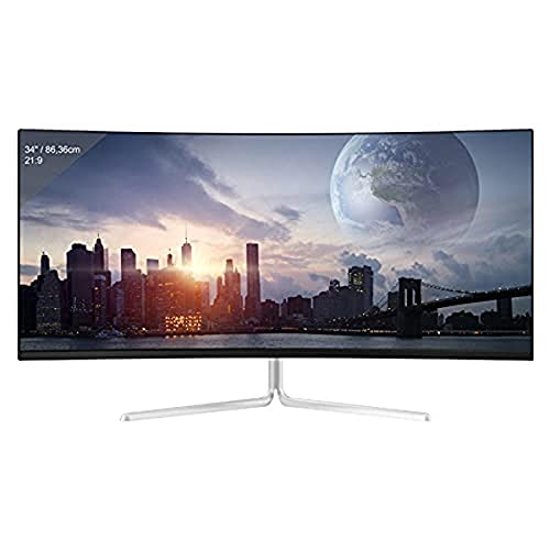 LC-Power LC-M34-UWQHD-100-C-V2 Gaming Curved...