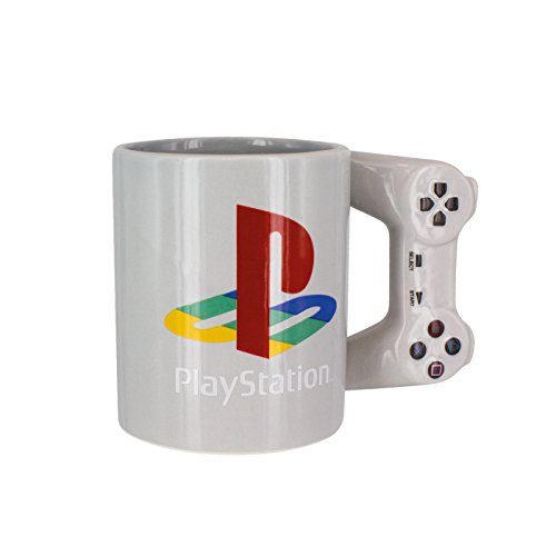 Playstation Tasse in Form PS4-Controller,...