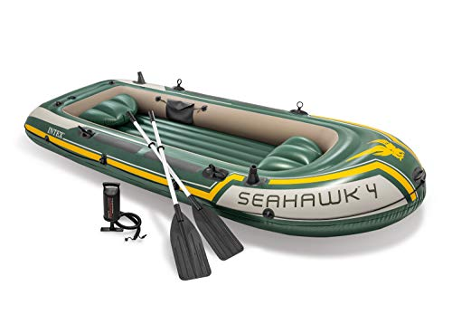 Intex Seahawk 4 Set Schlauchboot - 351 x 145...