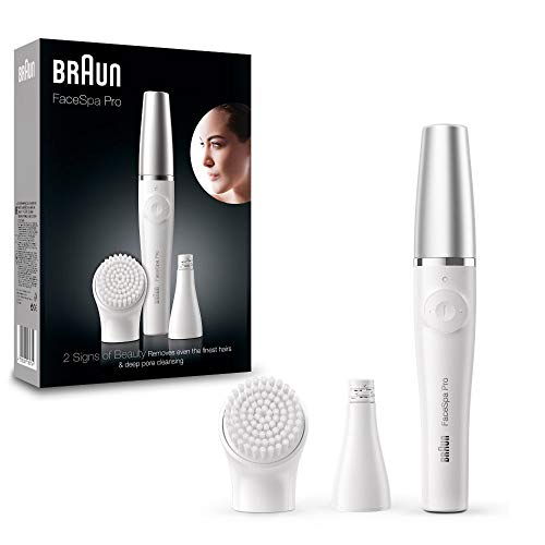 Braun FaceSpa Pro SE910, 2-in-1 Beauty-Gerät...
