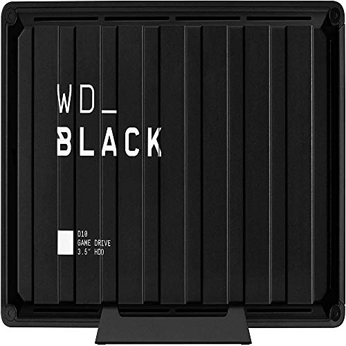 WD_BLACK D10 12 TB Game Drive for Xbox,...