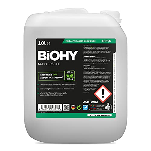 BiOHY Schmierseife (10l Kanister) |...