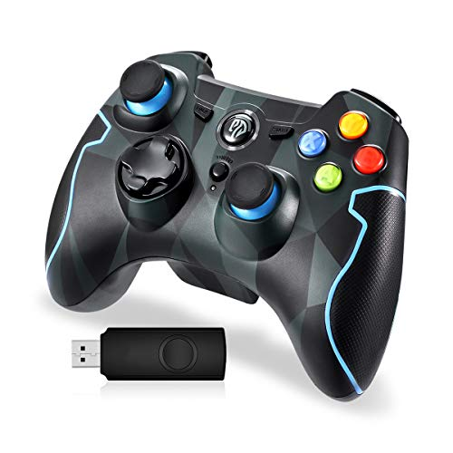 EasySMX PS3 Controller, 2,4G Wireless...