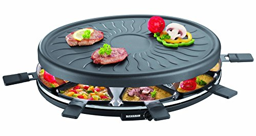 SEVERIN Raclette-Partygrill, ca. 1.100 W,...