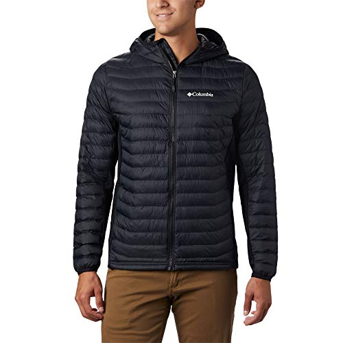 Columbia Herren Powder Pass Kapuzenjacke,...