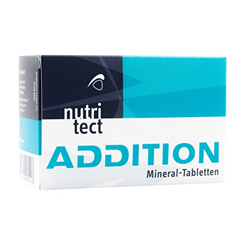 nutritect ADDITION Mineral-Tabletten -...