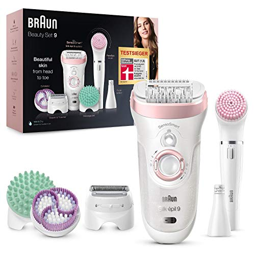 Braun Silk-épil Beauty-Set 9 9-995 Deluxe...