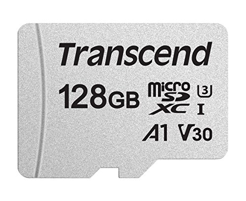 Transcend Highspeed 128GB  micro SDXC/SDHC...