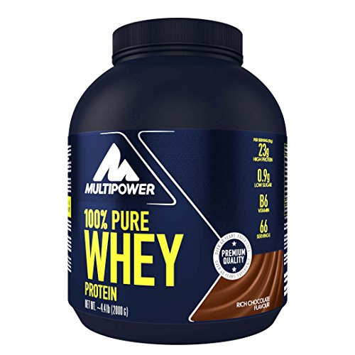 Multipower 100% Pure Whey Protein –...