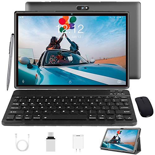 Tablet 10 Zoll Android 10 Tablet PC Mit...