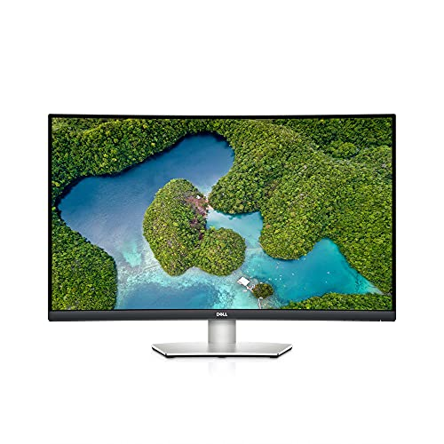 Dell S3221QS, 32 Zoll, curved, 4K UHD 3840 x...