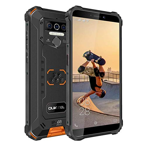 OUKITEL WP5-4G Outdoor Smartphone ohne...