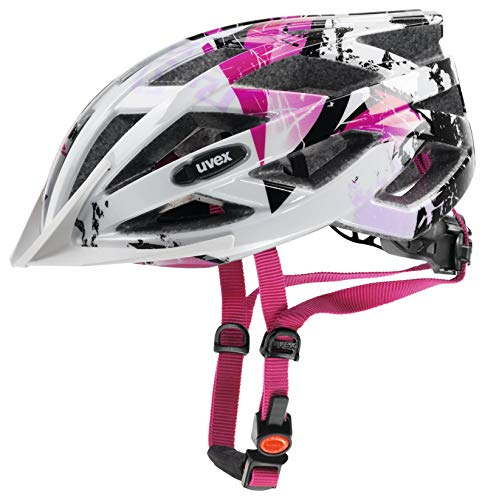 Uvex Unisex Jugend, air wing Fahrradhelm,...