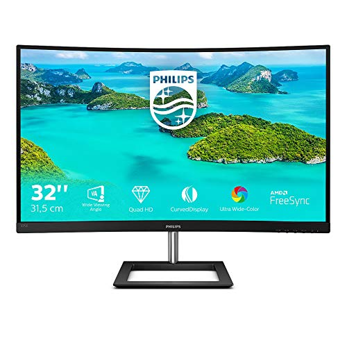 Philips 325E1C - 32 Zoll QHD Curved Gaming...