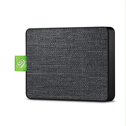 Seagate Ultra Touch SSD, tragbare externe...