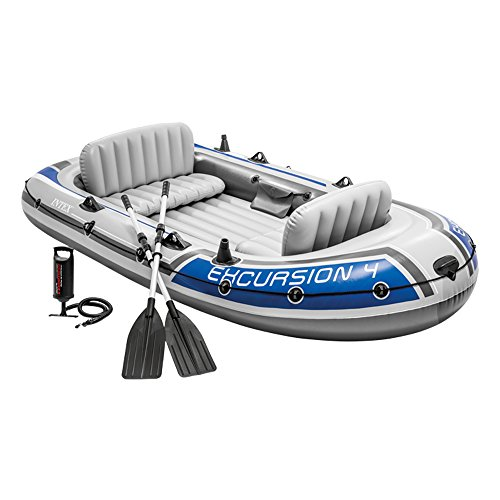Intex Excursion 4 Set Schlauchboot - 315 x...