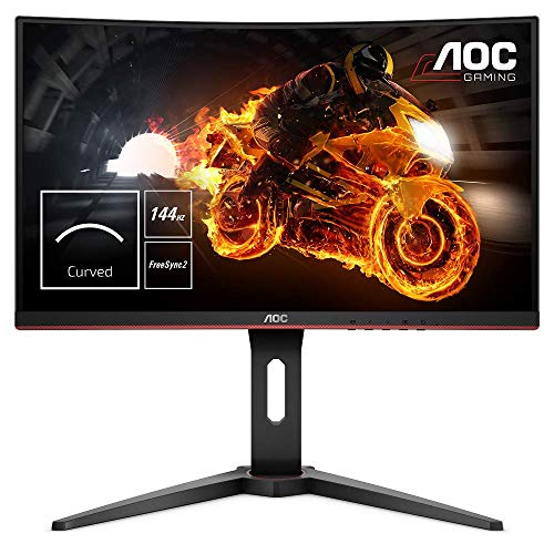 AOC Gaming C24G1 - 24 Zoll FHD Curved...